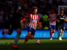 El United descarta a Sancho y se lanza a por Griezmann. EFE/Archivo