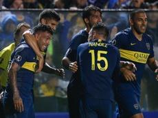 Tigre espera en la final de la Copa de la Superliga Argentina. EFE/Archivo