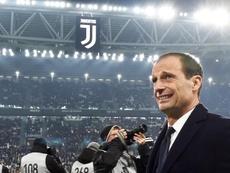 Los jugadores de la Juve se despidieron de su entrenador por las redes. EFE/Archivo