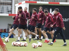 Athletic Bilbao will play West Ham in August. EFE