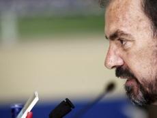 Ángel Torres quiere que el Getafe B ascienda definitivamente a Segunda B. EFE/Archivo
