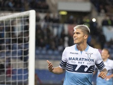 Correa no saldrá de la Lazio. EFE