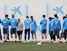 El Barça piensa en la Copa. EFE/Archivo