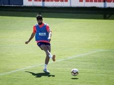 Diego Costa sigue gozando de la confianza del Atleti. EFE