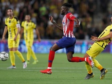 Thomas se convierte en el tercer jugador mejor pagado del Arsenal. EFE