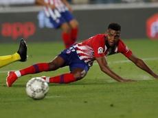 El Bayern, al rescate de Lemar. EFE