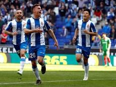 Pedrosa criticó la actuación del VAR en el partido contra el Sevilla. EFE