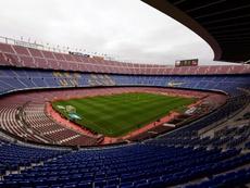 Barcelona define data para o novo Camp Nou. EFE/Archivo
