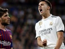 Chelsea passe à l'action pour Sergio Reguilón. EFE
