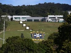 Ederson y Filipe Luis ya están con Brasil. EFE