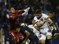 Botafogo cumplió con el trámite. EFE/Archivo