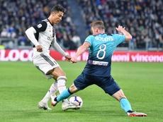 Le probabili formazioni di Juventus-Atalanta. EFE