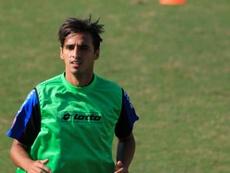 Santos não conta com Bryan Ruiz em seus planos. EFE/Archivo
