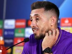 Herrera já poderá ser oficializado no Atlético. EFE
