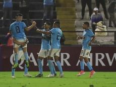 Sporting Cristal y Universitario empiezan con victoria. EFE