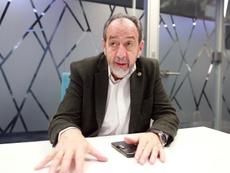 Francisco Díez se enfrentará a una moción de censura. EFE/Archivo