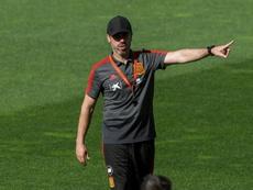 España tendrá una exigente última prueba ante Japón. EFE