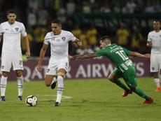 Gilberto já não atuará pelo Fluminense contra o Grêmio na estreia pelo Brasileirão. EFE