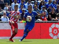El Getafe firmó una gran temporada pese a sus pocos abonados. EFE
