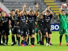 Argentinos Juniors venció a domicilio ante Colón. EFE