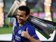 Pedro podría tener sus horas contadas en el Chelsea. EFE