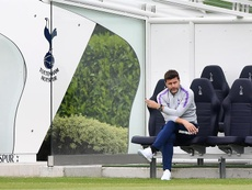 Pochettino has criticised the decision to close the PL transfer window early. EFE