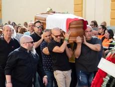 Salieron a la luz las causas del accidente de Reyes. EFE