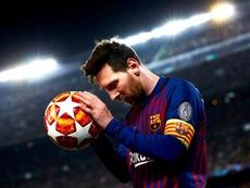 Los cinco grandes objetivos que le quedan a Messi. EFE/Archivo