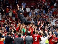Liverpool y Tottenham reviven la última final de Champions. EFE