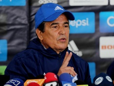 Pinto negó los rumores que le unen a la 'Vinotinto'. EFE