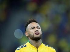 Neymar pourrait quitter Paris. EFE
