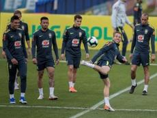 Cinco jugadores del fútbol español, en la lista. EFE