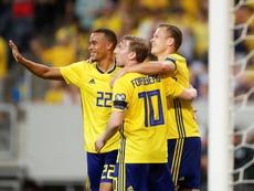 Suecia cumple con el trámite. EFE