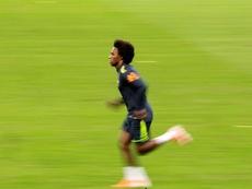Chelsea rejette une offre du Barça et de l'Atlético pour Willian. EFE