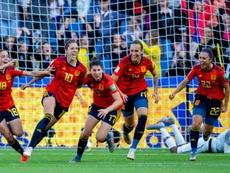 España ya ha hecho historia: primeros tres puntos en su debut en un Mundial. EFE