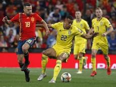 Suecia tratará de copiar a Noruega para rascar algo ante España. EFE
