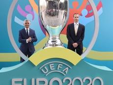 La Eurocopa 2020 bate el récord de peticiones de entradas. EFE/Archivo