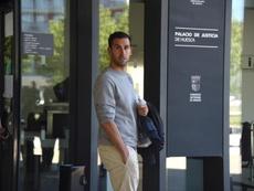 Íñigo López no verá suspendida su licencia. EFE/Archivo