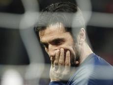 Buffon espera conseguir la Champions. EFE