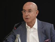 López Catalán rompió su silencio. EFE