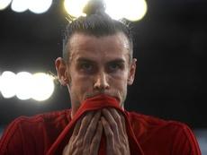 Bale joue plus avec sa sélection qu'avec son club. EFE
