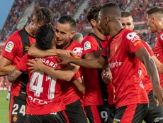El Mallorca busca el pase a la final del 'play off'. EFE