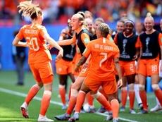 L'Olanda raggiunge la finale del Mondiale. EFE/EPA
