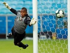 Faríñez decidirá su futuro tras la Copa América. EFE