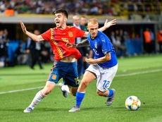 España se mide a Bélgica en la segunda jornada. EFE