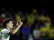 Coutinho mostró un gran nivel con Brasil. EFE/Archivo