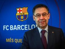 Griezmann, Neymar, Vidal... le mercato du Barça s'agite. EFE/Archive