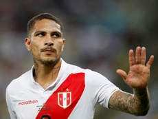 Guerrero est aimé de tous au Brésil. EFE
