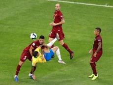 El récord que logró Venezuela gracias a cinco goles anulados. EFE