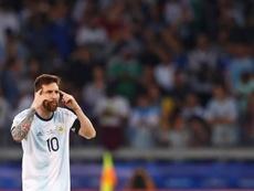 Messi envoie un message à Lionel Scaloni.
